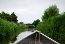 Friesland vanaf water