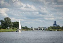Varen noordwest Friesland