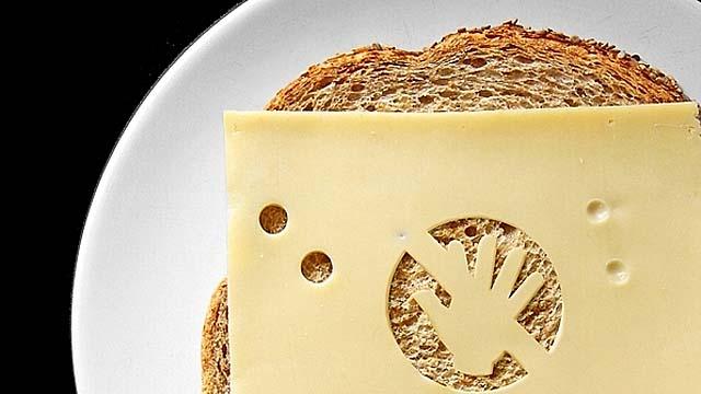 Blijf van mijn kaas af II
